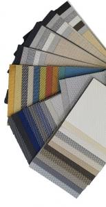screen doek stalen kleuren